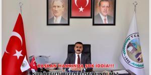 Tunceli'nin AK Partili Mazgirt Belediye Başkanı Murat Becerikli hakkında ŞOK iddia…