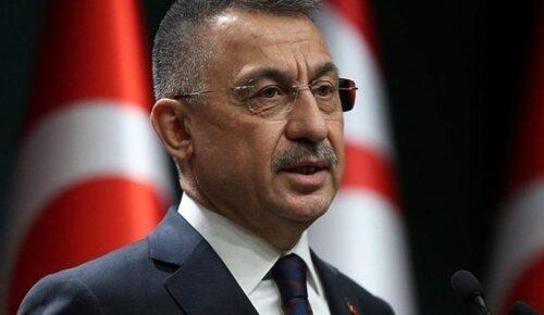 Cumhurbaşkanı Yardımcısı Oktay'dan doların yükselişiyle ilgili açıklama