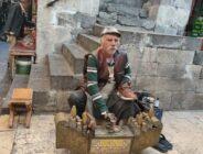 Urfa'nın Kral Boyacısı Meslekte 40'ıncı Yılını Yaşıyor
